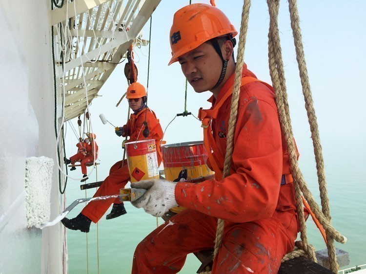 Hanbo, Third Mate, China