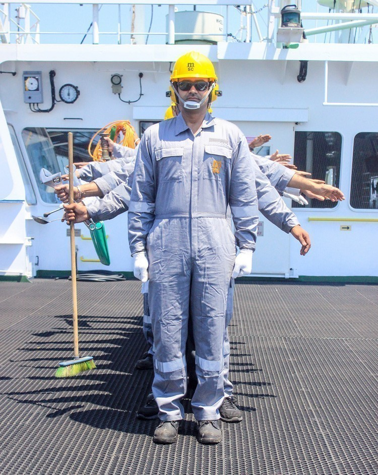 Ganesh Srinivasan, Captain, India
